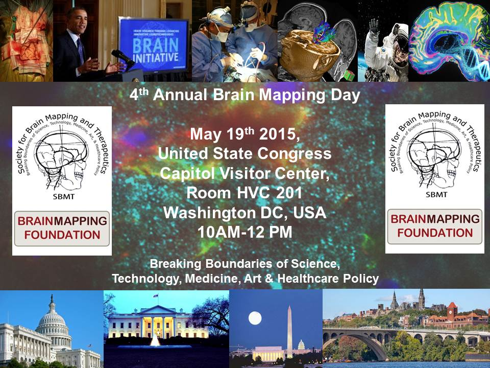 Fourth Annual Brain Mapping Day at the US Congress