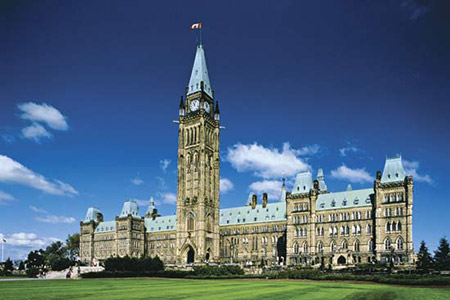 Brain Research Day at the Canadian Parliament