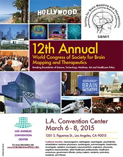 12th Annual World Congress for Brain Mapping and Image Guided Therapy
