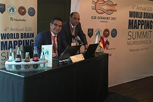 4th Annual G20+/N20+ Summit - Hamburg, Germany - July 5, 2017